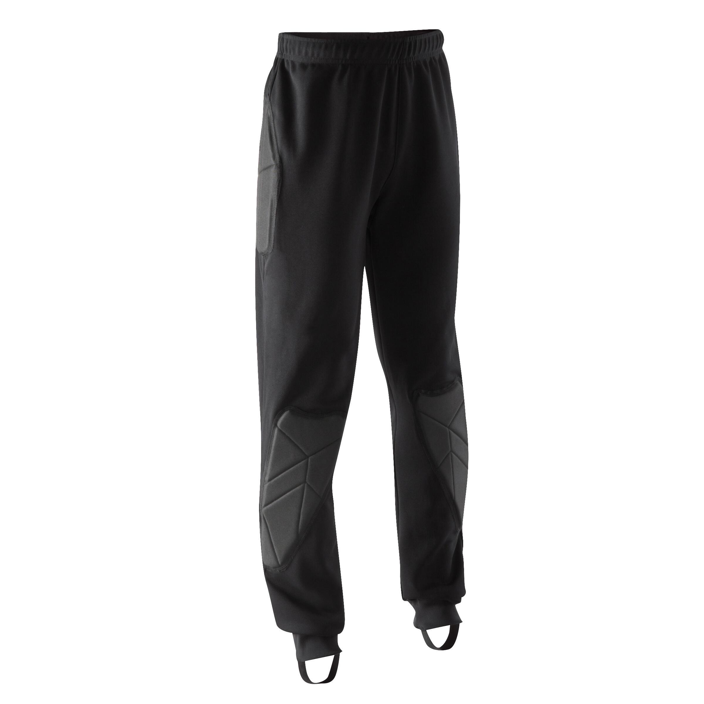 Pantalon Portar Fotbal F100 la Reducere poza