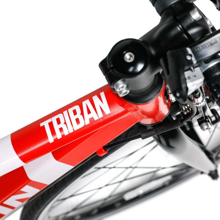 8到12歲兒童款26吋公路自行車Triban 100