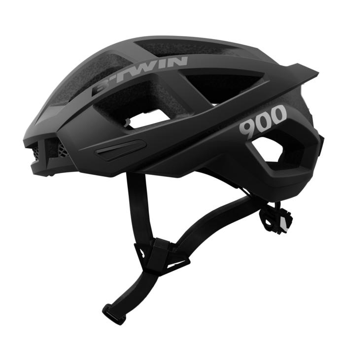 Fietshelm Roadr 900 zwart