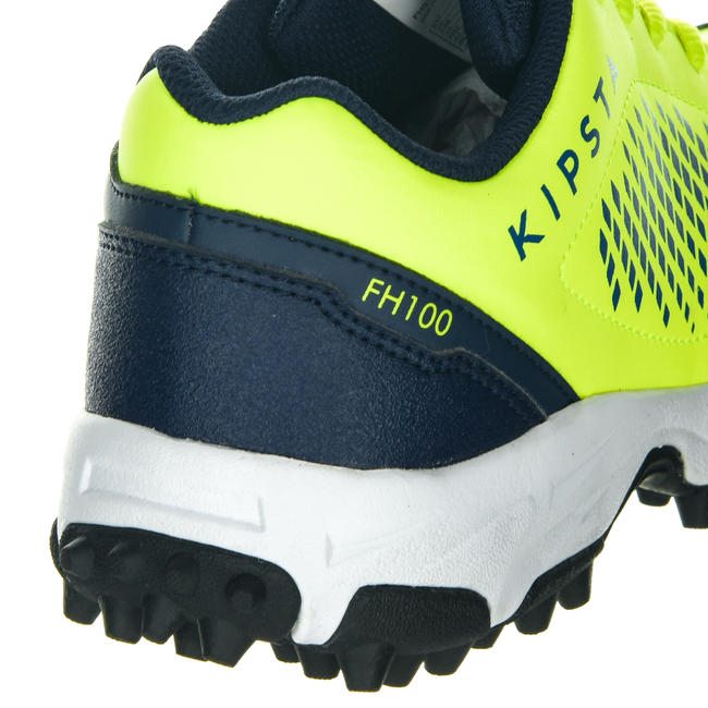 Field Hockey Shoes FH100 Adult - Yellow