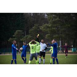 足球裁判牌—黃色/紅色