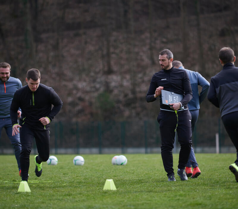 Staying in form during the midwinter break: circuit training programme