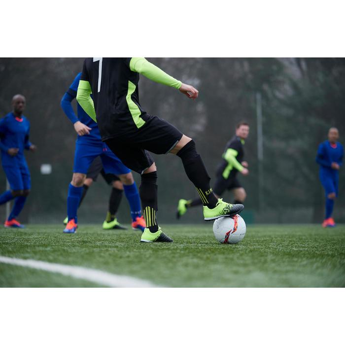 Chaussure de football adulte terrains durs Agility 500 HG noire - 1415523