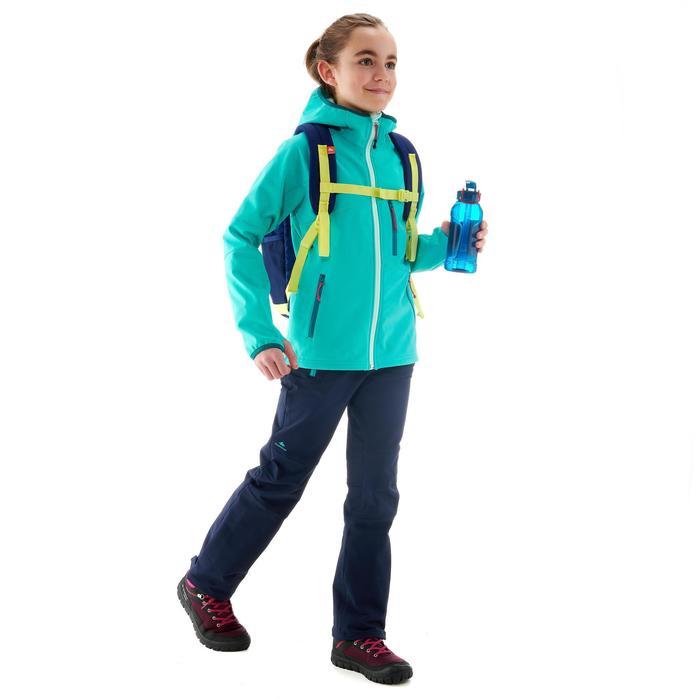 Wanderhose MH550 Kinder blau
