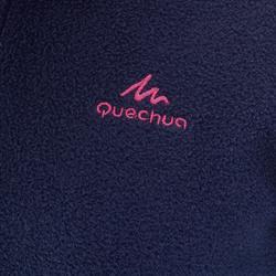 Wandelfleece voor kinderen MH100 marineblauw 2- 6 jaar