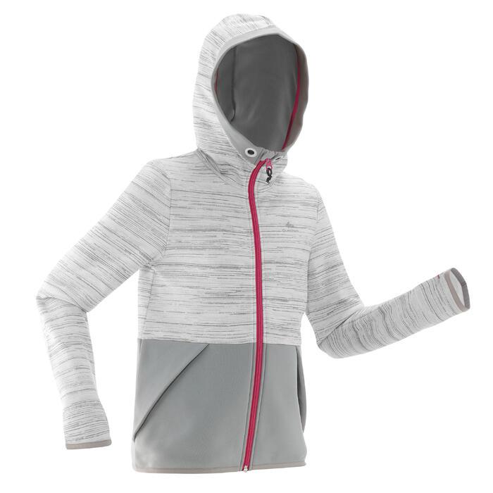 Chaqueta polar de senderismo niño MH500