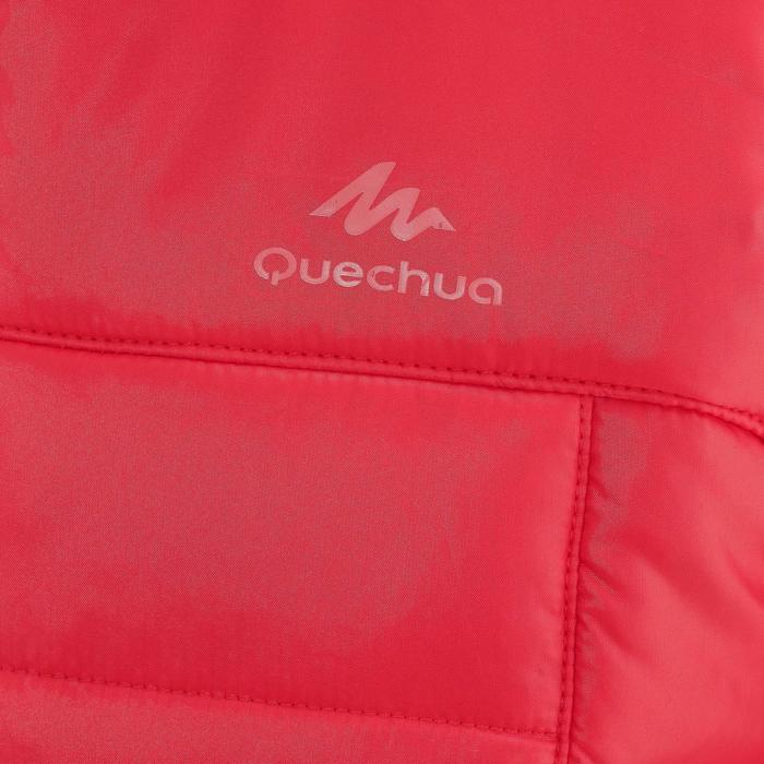 Wattierte Weste MH500 Kinder rosa