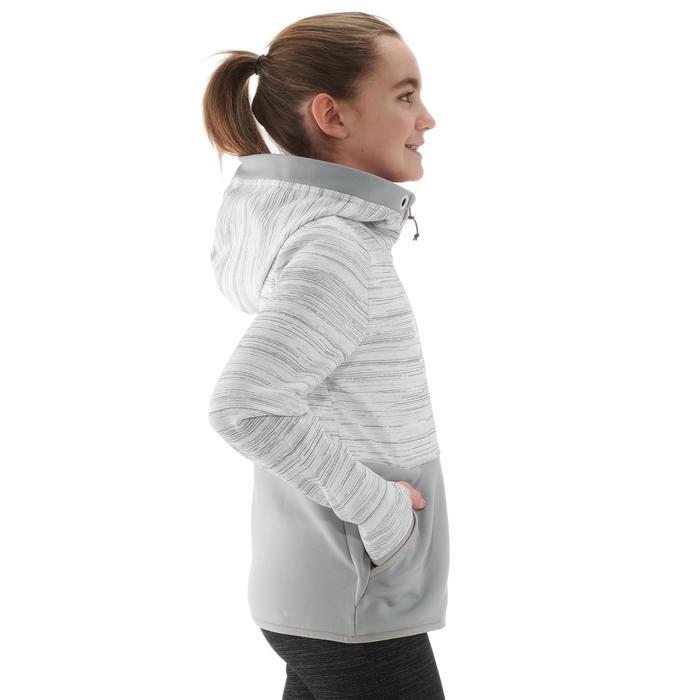 Veste polaire de randonnée Garçon HIKE 550 - 1416254