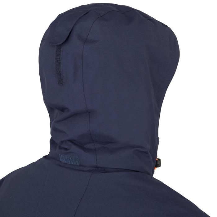 100 Men's Waterproof Sailing Jacket - Navy Blue