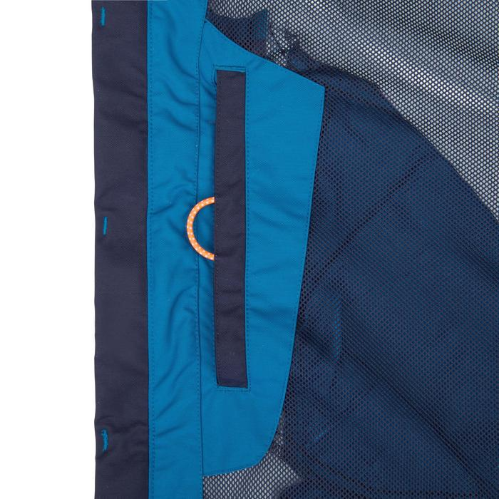 100 Men's Waterproof Sailing Jacket - Blue