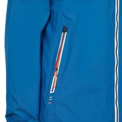 男款防水航海外套Sailing 100-藍色