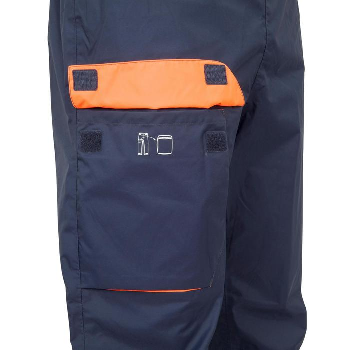 Sailing 100 Men's Waterproof Sailing Overtrousers - Navy