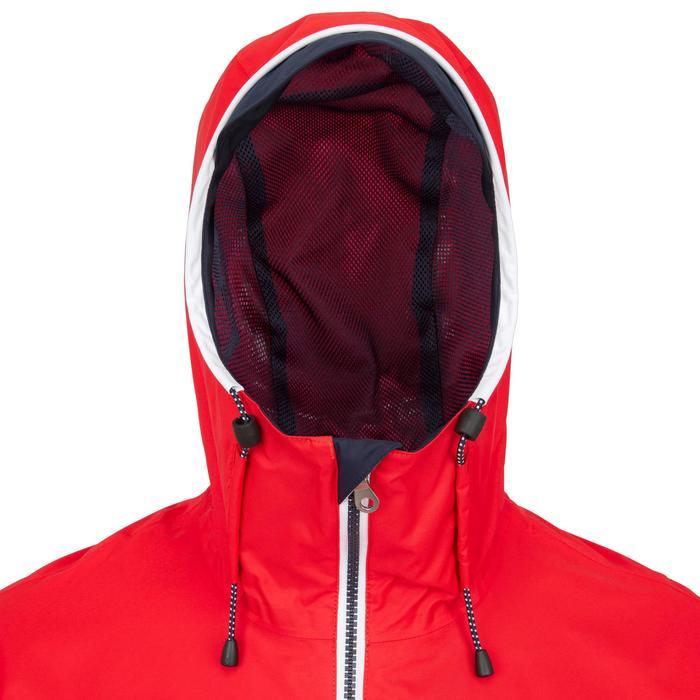 Veste imperméable de voile SAILING 100 homme Rouge
