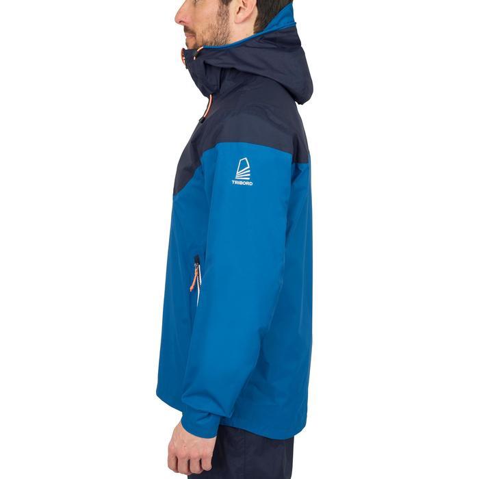 Zeiljas voor heren Sailing 100 blauw blauw