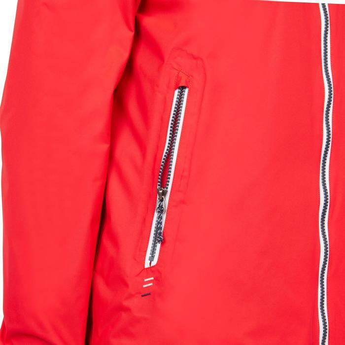 Zeiljas voor heren Sailing 100 rood