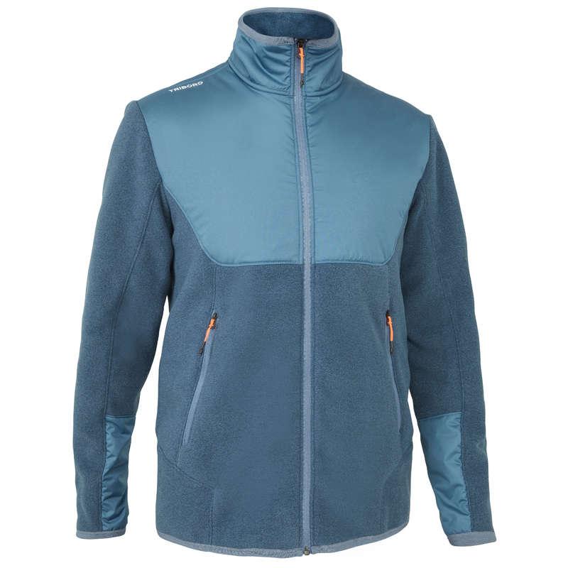 Softshell/Fleece/Pullover Herren Segeln - Fleecejacke Sailing 500 Herren TRIBORD - Segelbekleidung