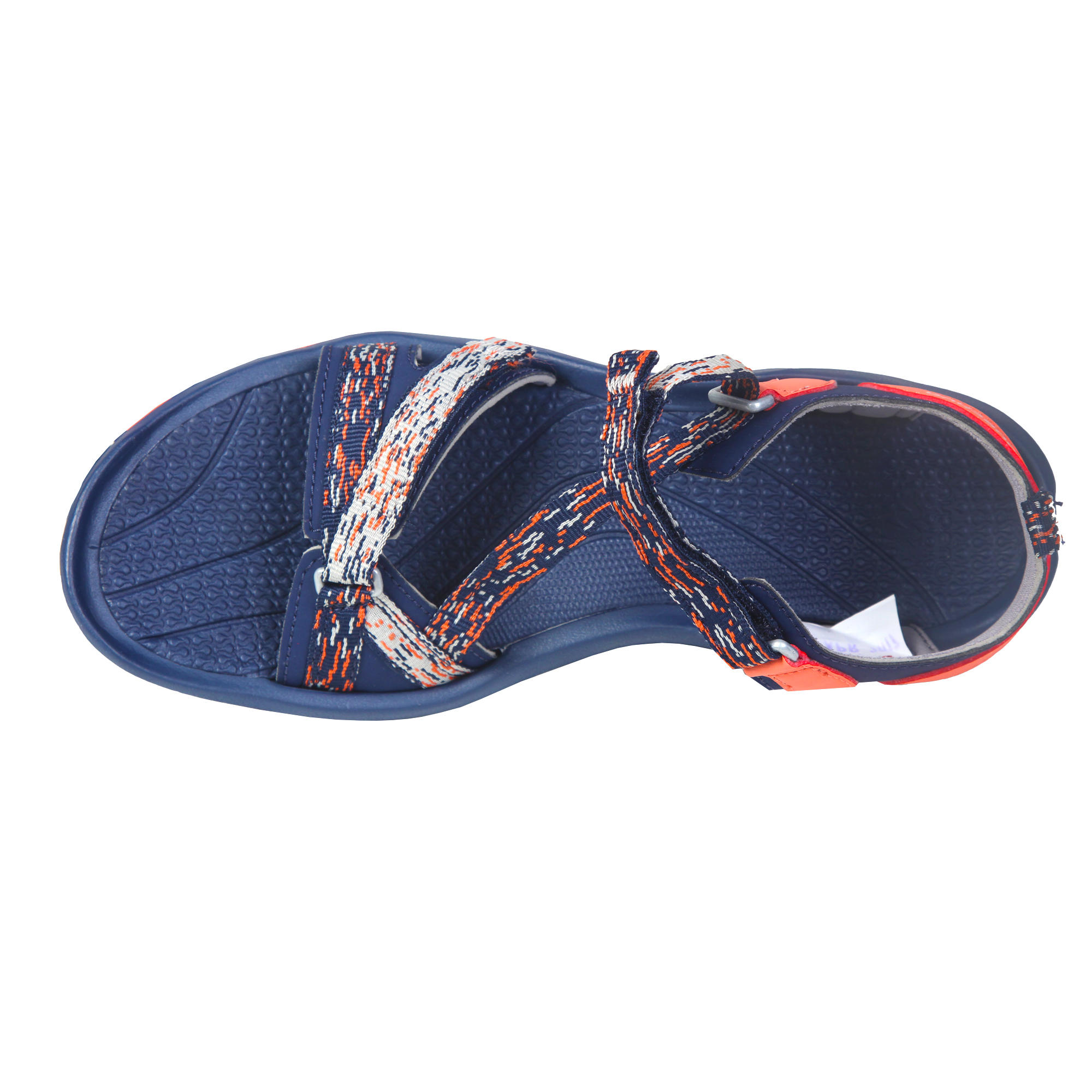 Arpenaz 100 Women's Backpacking Sandal Blue Print