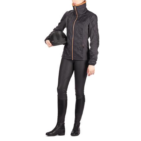 Kipwarm Women's Waterproof Warm and Breathable Horseback Riding Jodhpurs - Black