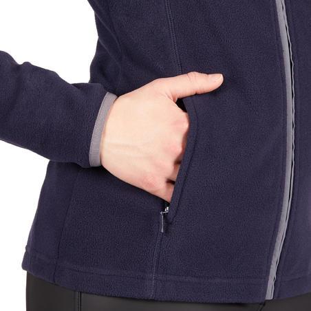 Женская толстовка с капюшоном для верховой езды 2 в 1