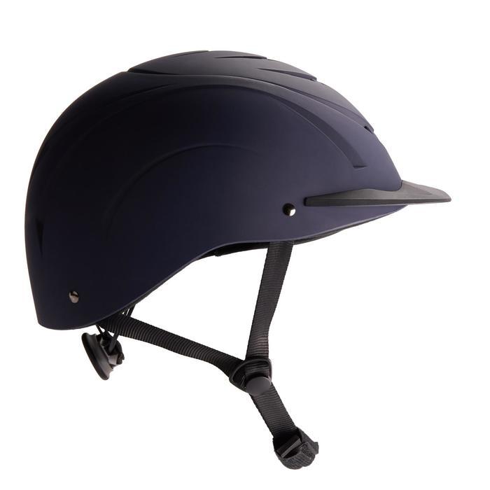 Reithelm 500 marineblau/schwarz