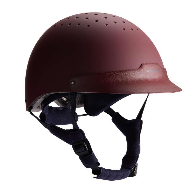 Protecţii călăreţ - Tocă Echitaţie C120  FOUGANZA
