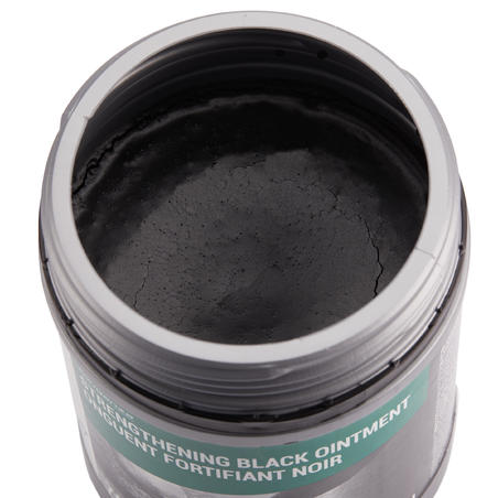 Fortifying Ointment Horse Riding Hoof Grease for Horse and Pony 750 ml - Black
