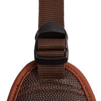 100 Basic Pony Riding Crupper - Brown