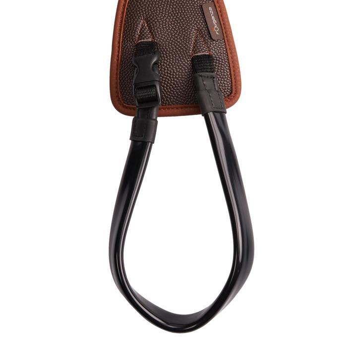 Baticola equitación Fouganza 100 BASIC pon marrón