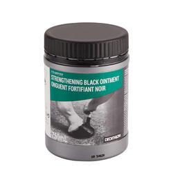 Grasa para casco equitación caballo y poni UNGÜENTO FORTIFICANTE negro 750 ml