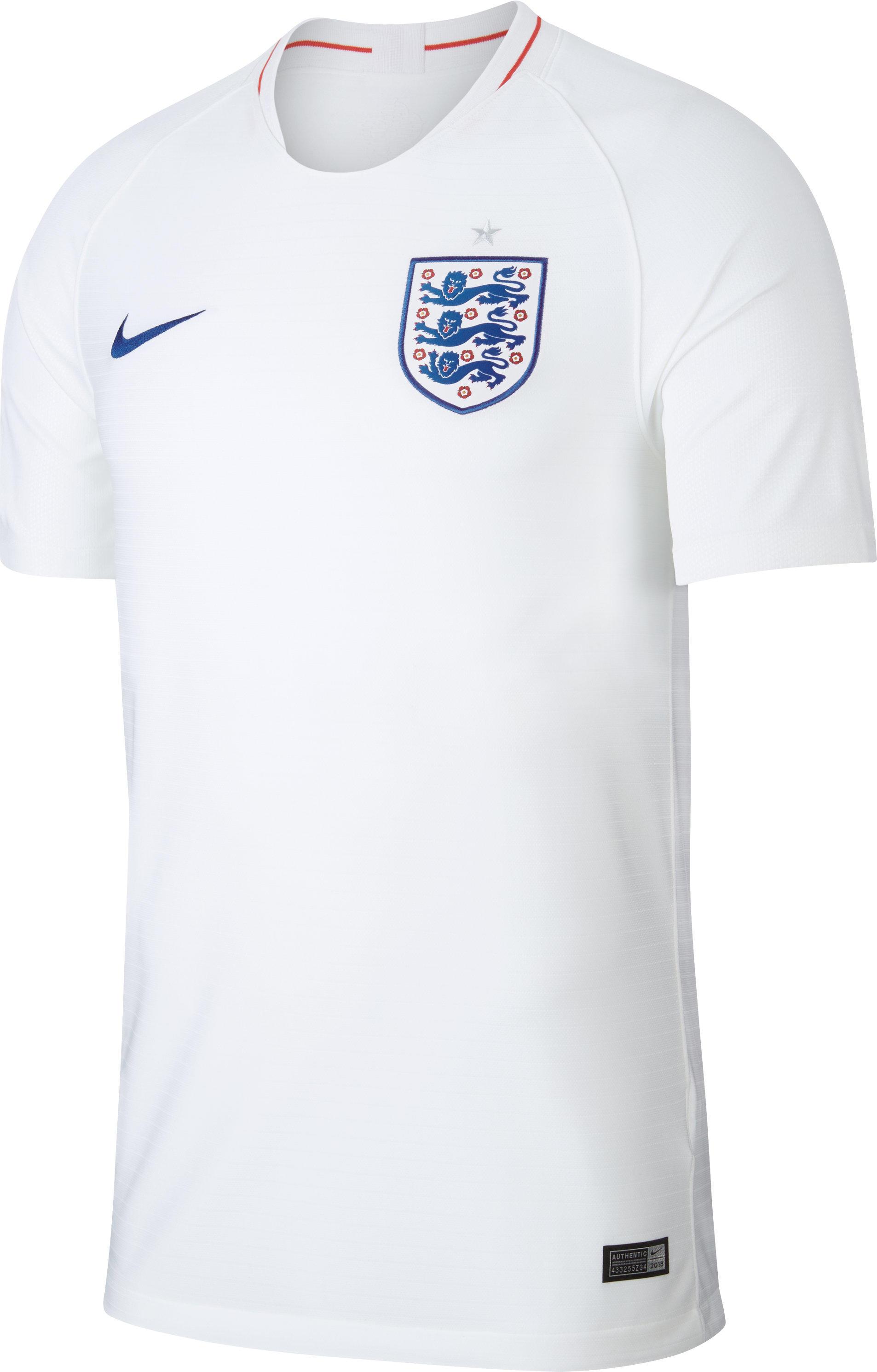 Maillot Adulte Blanc Bleu Domicile Angleterre Football Réplique 35jARq4L