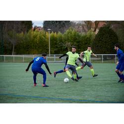 Fußballschuhe Agility 900 Mid FG Nocken Erwachsene schwarz
