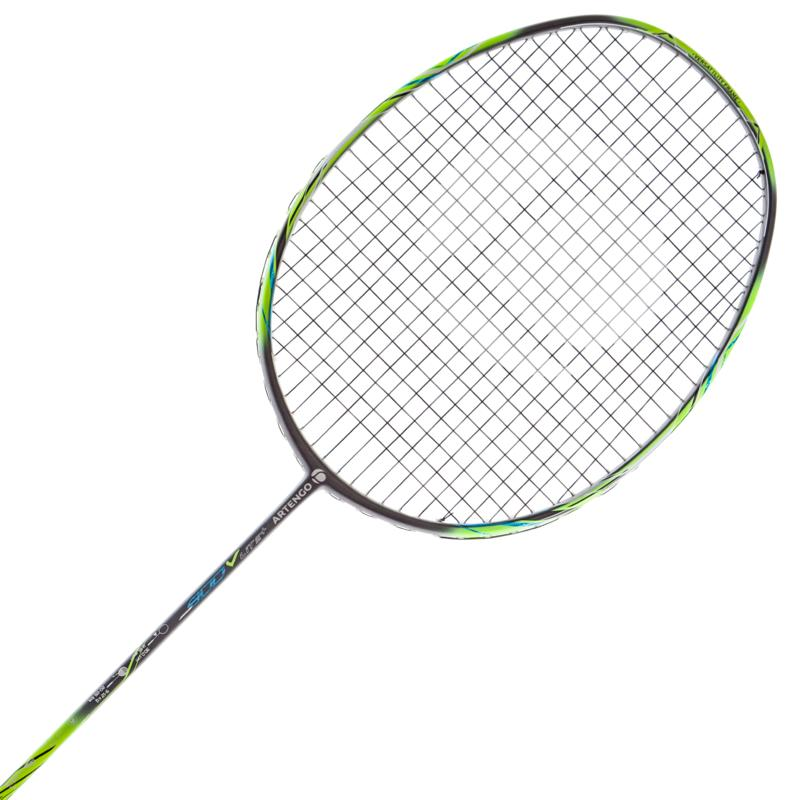 BADMINTON ADULT RACKET BR 900 Ultra Lite V Green
