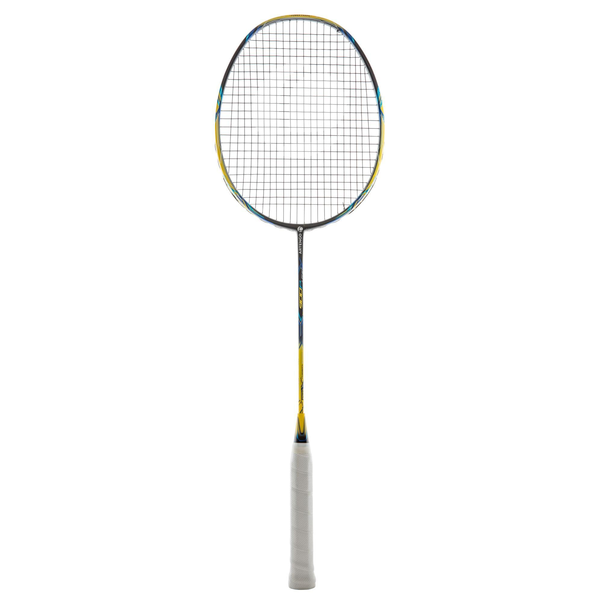 Perfly Badmintonracket BR 900 Ultra Lite P voor volwassenen geel kopen