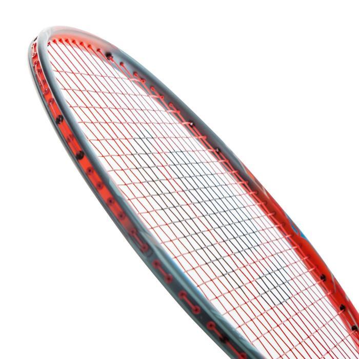 BR 990成人羽毛球拍 P橘色