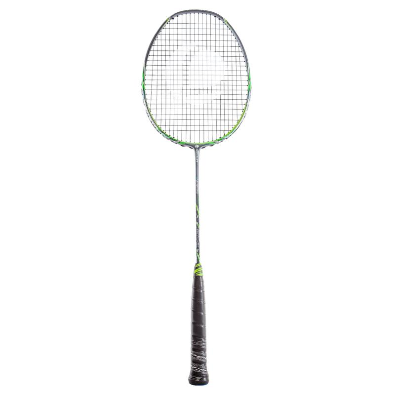 Adult Badminton Racquet BR 930 S - Grey/Green