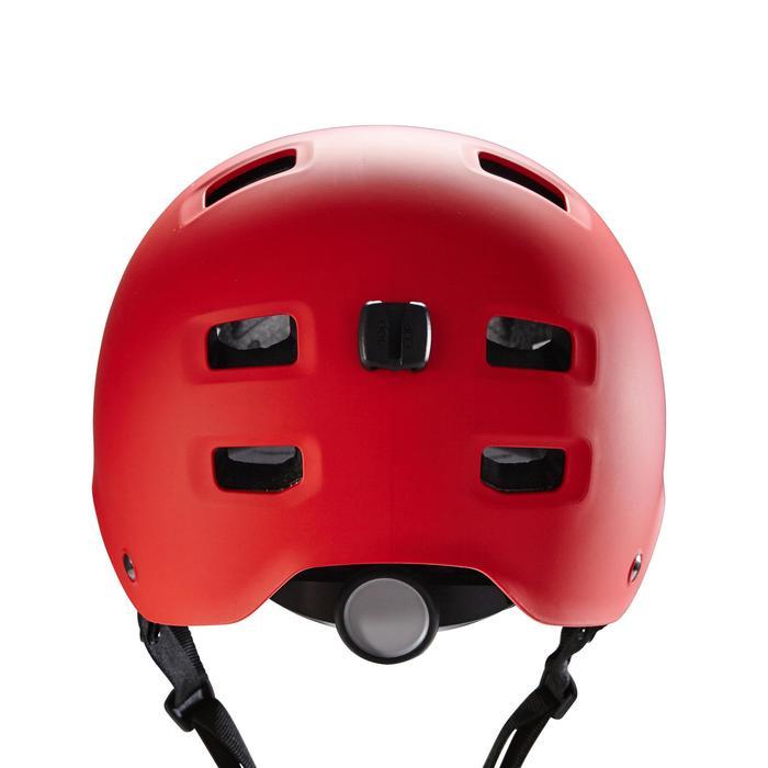 Fietshelm Bol 500 rood