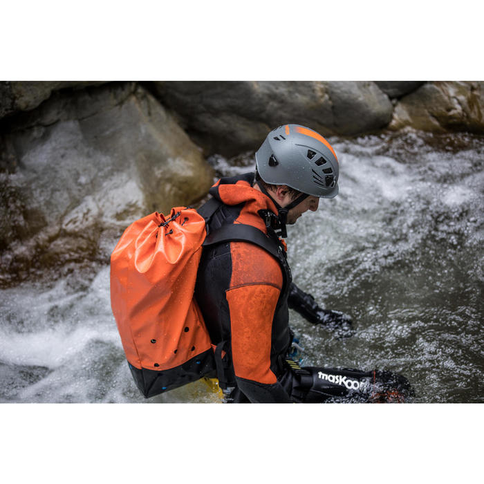 Rugzak Canyon voor canyoning 35 liter