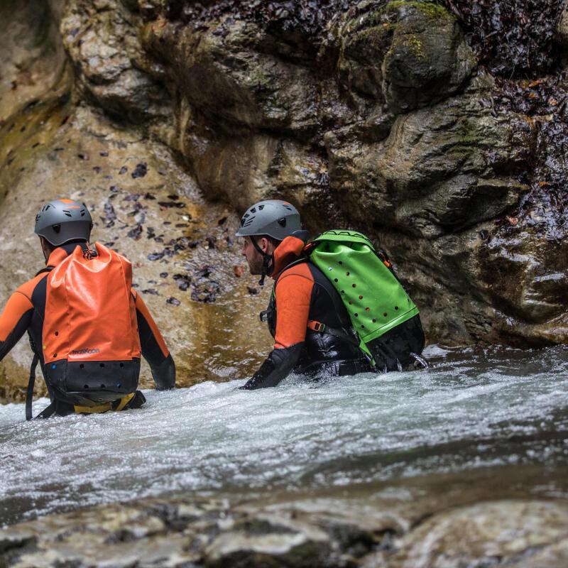 bienfaits du canyoning