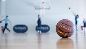 se muscler pour le basketball