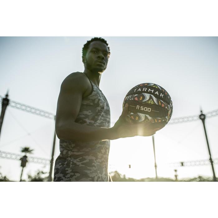 Ballon de Basketball adulte Tarmak 500 Magic Jam taille 7 - 1417358