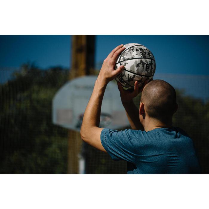 Ballon de Basketball adulte Tarmak 700 taille 7 camo - 1417359