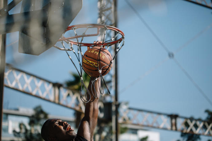 l'histoire du basket par tarmak