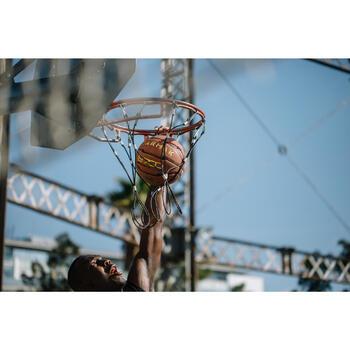 Ballon de basket homme B700 taille 7 marron. Homologué FIBA. Après 12 ans. - 1417389