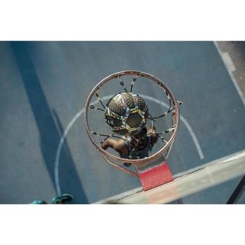 Ballon de basket adulte R500 taille 7. Increvable et ultra agrippant. - 1417408
