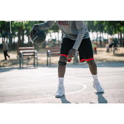 成人款支撐膝蓋護帶-黑色