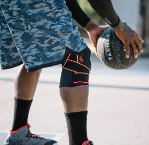 basket blessure