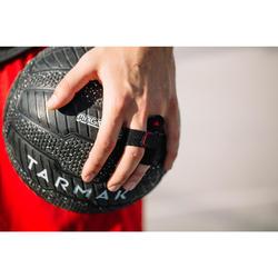 Maintien et protège doigt pour homme/femme STRONG 500 noir