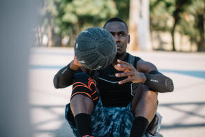blessure au basketball