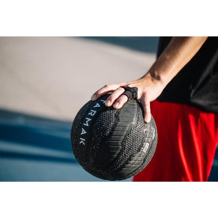 Ballon de basket adulte R500 taille 7. Increvable et ultra agrippant. - 1417495