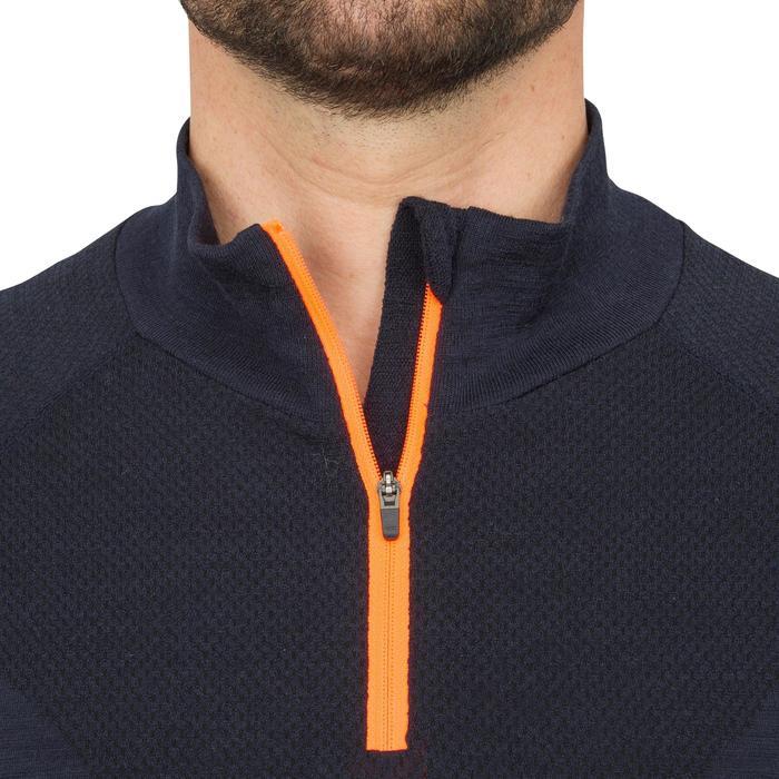 Camiseta de lana merina hombre ML 500